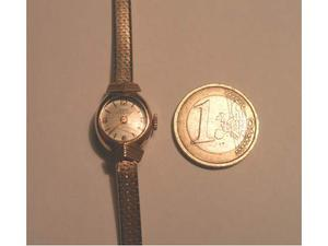 Orologio donna anni 50 oro