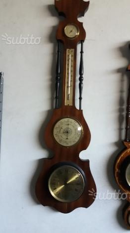 Orologio multifunzione a muro fine anni 70