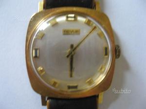 Orologio oro revue
