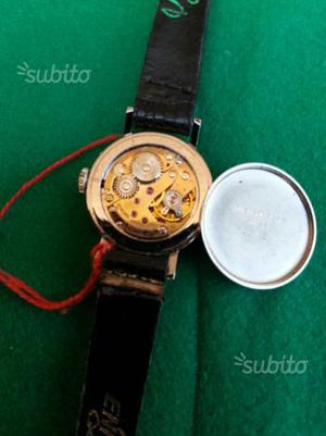 Orologio vintage Enicar no Omega Longines