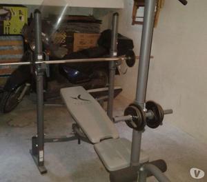 Panca per allenamento Body building