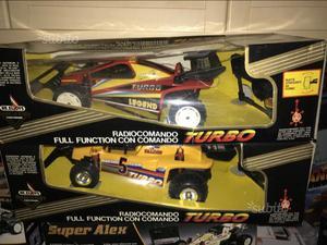 Re.el toys rc buggy turbo legend turbo falcon