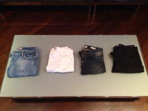 Set pantaloni jeans donna