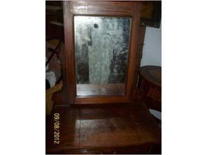 Toletta con specchio antica posot class - Toletta con specchio ...