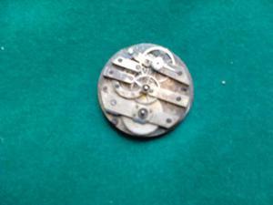 Vacheron meccanismo orologio da taschino anni '20