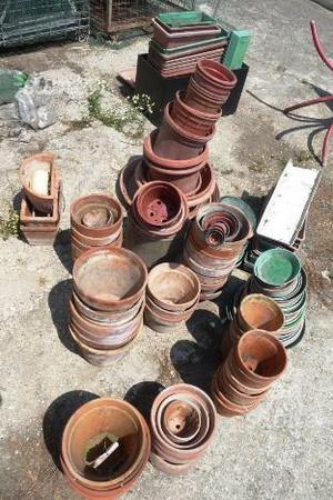 Vasche terracotta e plastica vendo posot class for Vasi terracotta usati