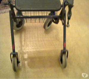 carrello deambulatore anziani o disabili