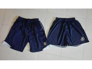 2 pantaloncini leggeri da calcio tg. L - NUOVI