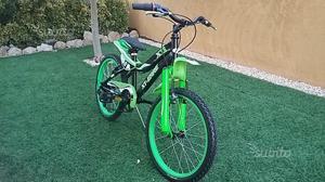 Bicicletta Alaska Xt Erre Posot Class