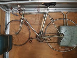 Bici da corsa VICINI Vintage bdc originale