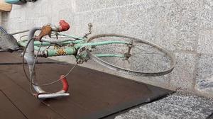 Bici da corsa bianchi vintage bimbo
