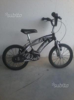 Bici per bimbo 3-6 anni BMX Dino