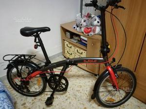 Bici pieghevole b fold 500