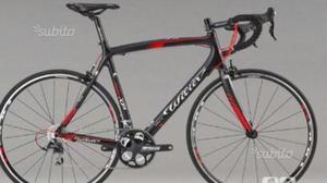 Bici wilier izoard xp105 in carbonio