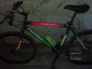 "Bicicletta Mountain bike 26"""