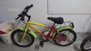 Bicicletta bimbo