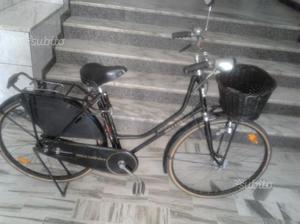 Bicicletta da donna originale HOLLAND CITY BIKE
