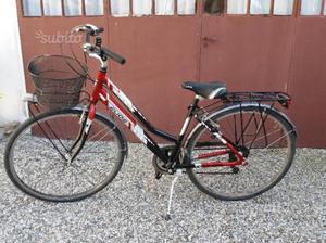 Bicicletta donna city