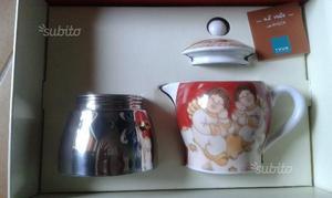 Caffettiera nuova thun porcellana