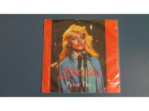 Disco 45 giri blondie - picture this / corazon de cristal