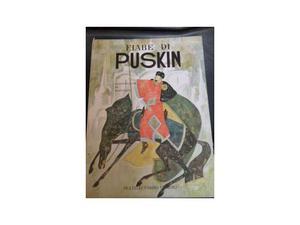 Fiabe di Puskin - Illustrazioni di Benvenuti - Fabbri