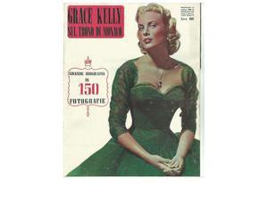 """Grace Kelly sul trono di Monaco anni """"50"""