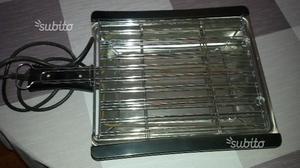 Griglia elettrica per carne - barbecue