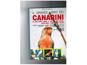 Il grande libro dei canarini