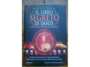Il libro segreto di dante di francesco fioretti come nuovo
