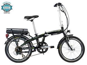 Lombardo ischia pieghevole 25 km elettrica gamma posot class for Bici pieghevole elettrica usata