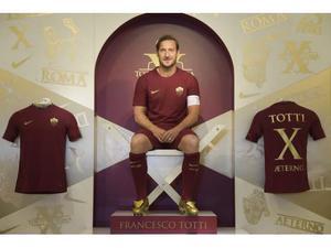 Maglia Francesco Totti, ultima stagione