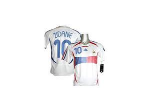 Maglia Zidane Francia finale mondiale , Trezeguet, Henry