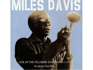 Miles davis - live at the fillmore east (march 7,