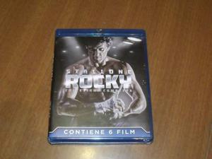 Rocky Collezione Completa 6 Blu Ray Disc