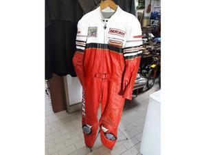 Tuta moto Dainese Ducati Kawasaki Eddie Lawson