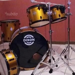 Batteria.dixon demon gold spark.ex demo