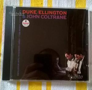 CD jazz - Coltrane - Rollins - Corea - Ellington