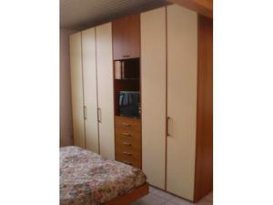 Camera da letto in ciliegio e laccato - Vero Legno
