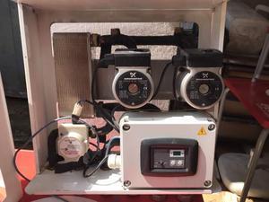 Centralina automatica Imit per impianti di riscaldamento