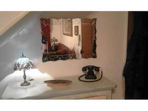 Elegante specchio artistico cm.55 x 75