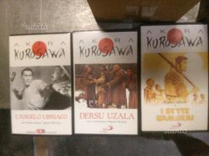 Film in vhs di kurosawa