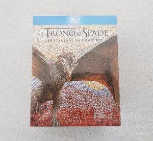 Games of Thrones (Il Trono di Spade) Blu-ray 1-6