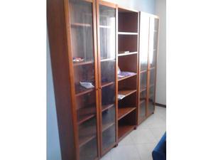 Ikea libreria billy con ante finest libreria ikea billy for Scarpiera malm ikea