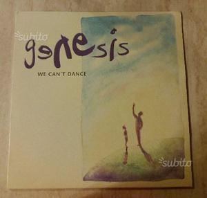 Lp vinile 33 giri Genesis We can't dance