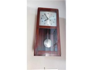 Orologio a pendolo da parete funzionante inizio 900