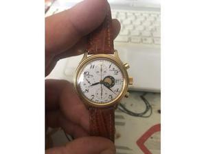Orologio cronografo con fasi lunari marca cortebert