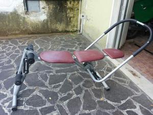 Panca esercizi e addominali