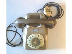 Telefono fisso a rotella BIGRIGIO F62