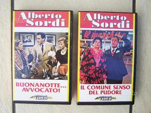 VHS Alberto Sordi Mr. Bean