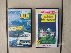 VHS Bellezze d' ITALIA